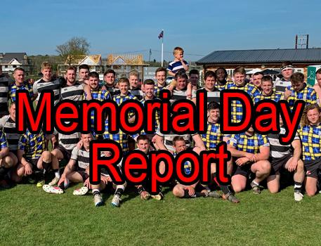 Memorial Day Report W