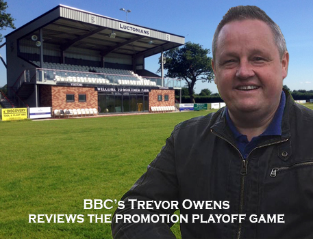 Trevor Owens Grandstand W