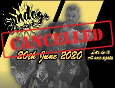 2020 Sundogs Date CANC W
