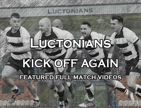 Lucs Kick off Again 457 W