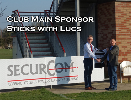 Securcom Sticks with Lucs 2020 457 Wb