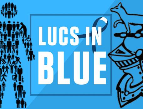 Lucs in Blue 457 W